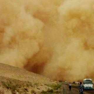La Tempesta di Sabbia