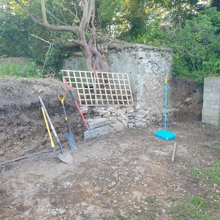 Digging Building Planting Cabling E500