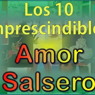 Los 10 Imprescindibles - Amor en Salsa Vol 1 (Version Extendida)
