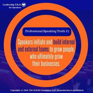 Truth Training Thursday - Professional Speaking Truth #7 | Lakeisha McKnight