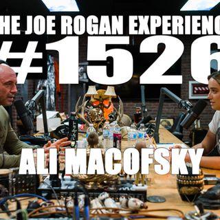 #1526 - Ali Macofsky