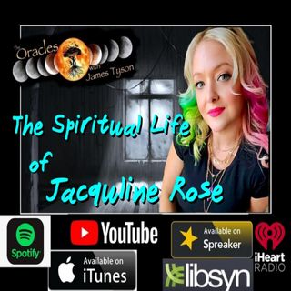 The Spiritual Life of Jacquline Rose