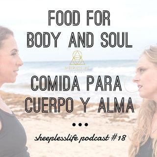 018 - Comida para cuerpo y alma