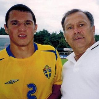 Fotbollsspelaren som blev rånare