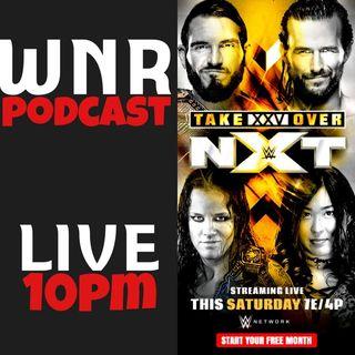 WNR223 WWE NXT TAKEOVER XXV
