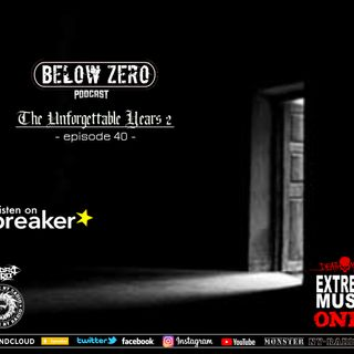 BELOW ZERO - THE UNFORGETABLE YEARS 2