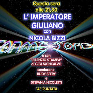Forme d'Onda - Nicola Bizzi - L'Imperatore Giuliano - 14^ puntata (30/01/2020)