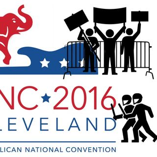 Cleveland Police Chief Calls For Suspension of 'Open-Carry' During RNC