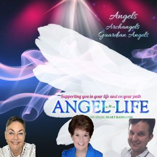 Connecting To Your Divinity & The Angels - Angel Life