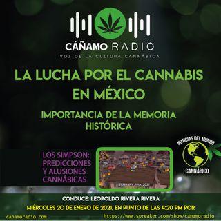 CÁÑAMO Radio   Emisión 127