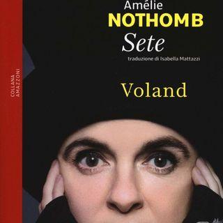 """Isabella Mattazzi """"Sete"""" Amélie Nothomb"""