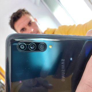 Ya probé el Mate Xs,Samsung Galaxy A90 5G me sorprende.