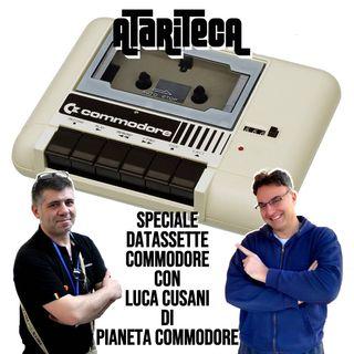 Speciale DATASSETTE COMMODORE con Luca Cusani di PIANETA COMMODORE