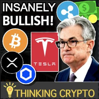 FDIC WANTS BANKS TO HOLD CRYPTO - TESLA BITCOIN - RIPPLE XRP ODL MIDDLE EAST - CHAINLINK AMAZON