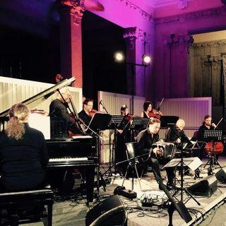 Café Bleu e il tango della Orquesta Tipica Marcucci