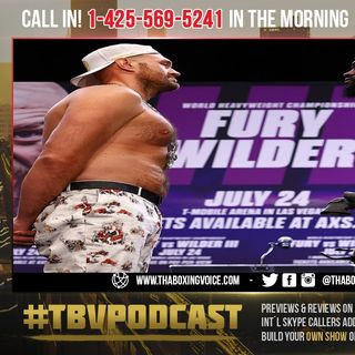 ☎️Tyson Fury: Deontay Wilder CAN'T Do Anything Different❗️Says He Busted Trainers Ear as Well😱