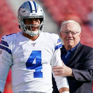 Episode 33 - Ringer's Podcast- BREAKING NEWS DAK PRESCOTT AGREES TO AN EXTENSION WITH THE DALLAS COWBOYS