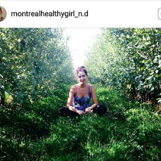 "Episode 60 ""Brittany Auerbach n.d."" aka Montreal Healthy Girl/ Natural Holistic Healing And Disease Reversal"