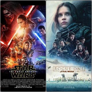 REVIEW (El Despertar de la Fuerza vs. Rogue One).