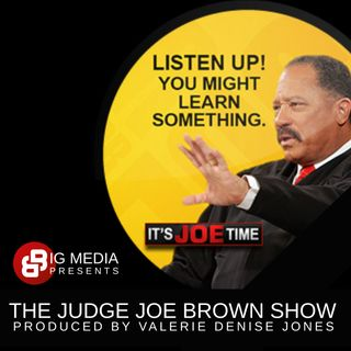 THE JUDGE JOE BROWN SHOW