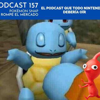Podcast 158 - Pokémon Snap rompe el mercado