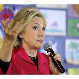 Hillary Clinton a Paper Tiger