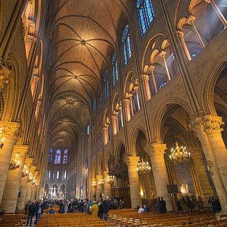 Viaggio nelle Tradizioni # 02 I Le chiese gotiche della Francia settentrionale