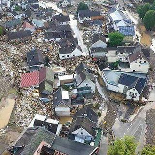 Alluvione in Germania, almeno 81 vittime e si cercano centinaia di dispersi. Colpiti anche Belgio e Olanda