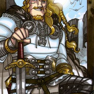 """Norse Mythology Ep. 1 """"The Story of Baldr"""""""