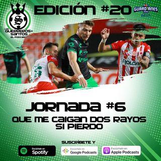 Ep20: Santos perdió de visita vs Necaxa | ¿Almada se va? | J6 | Guard1anes 2020