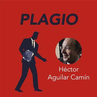 Héctor Aguilar Camín presenta Plagio