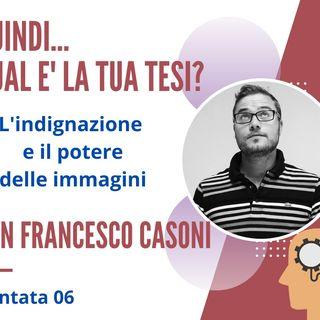 PUNTATA 06. Francesco Casoni, Responsabile Comunicazione di Zico, Cooperativa Sociale di Rovigo