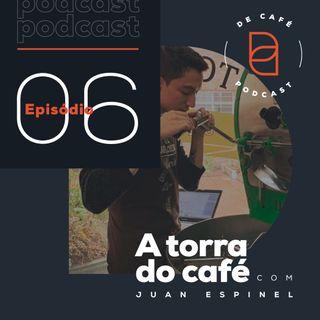 A torra do café | Ep. 06 português