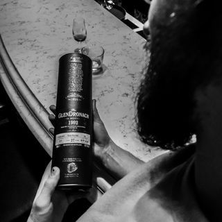 Glendronach tasting with Danny Whelan