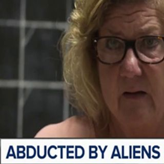 You Were Abducted, And Just Didn't Know It