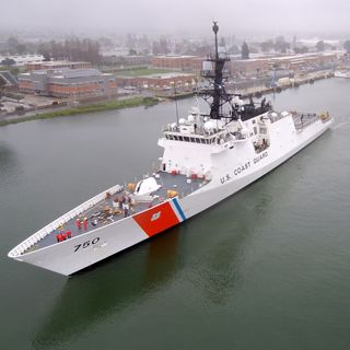Episode 509: Larger Navy? How About Better USCG Instead?