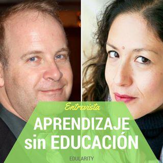 Hay aprendizaje sin educación y sin escolarización