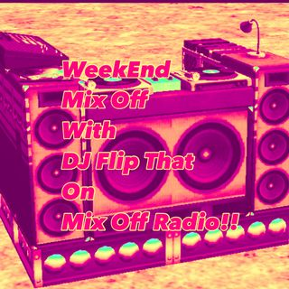 Week End Mix Off 9/25/20 (Live DJ Mix)