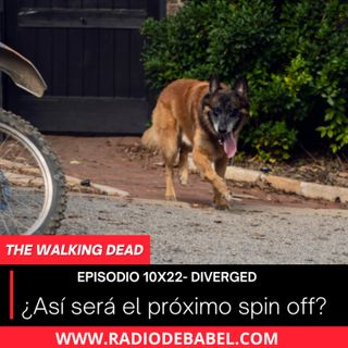 THE WALKING DEAD 10X21 - DIVERGED