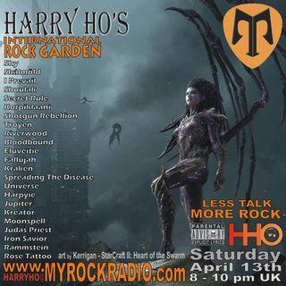 Harry Ho's intern. Rock Garden 13.04.2019