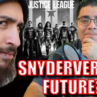 Discussing the future of the Snyderverse with Reviewer Anthony A. Perez | Episode #173