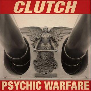 Metal Hammer of Doom: Clutch - Psychic Warfare