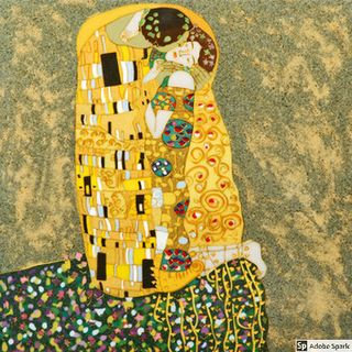 Il Bacio  Gustav Klimt