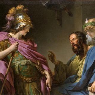 Socrate e Alcibiade - Friedrich Hölderlin