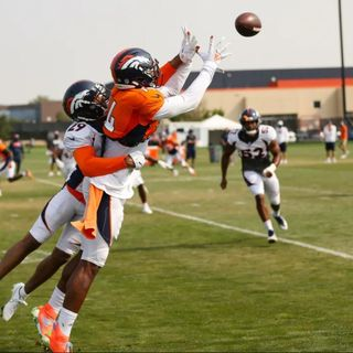 DVDD #061: Takeaways From Broncos Camp: Week 1