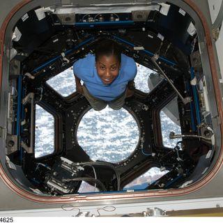 Astronaut Stephanie Wilson Might Walk on the Moon
