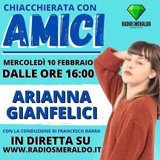 Arianna Gianfelici   Intervista