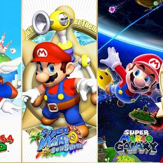 Super Mario 3D All-Stars, Hades, Jim Ryan Talks A lot - VG2M # 240