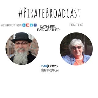 Catch Kathleen Fairweather on the PirateBroadcast