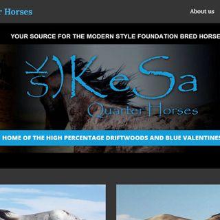 The Buzz 08.25.21 - New KESA Quarter Horses website!